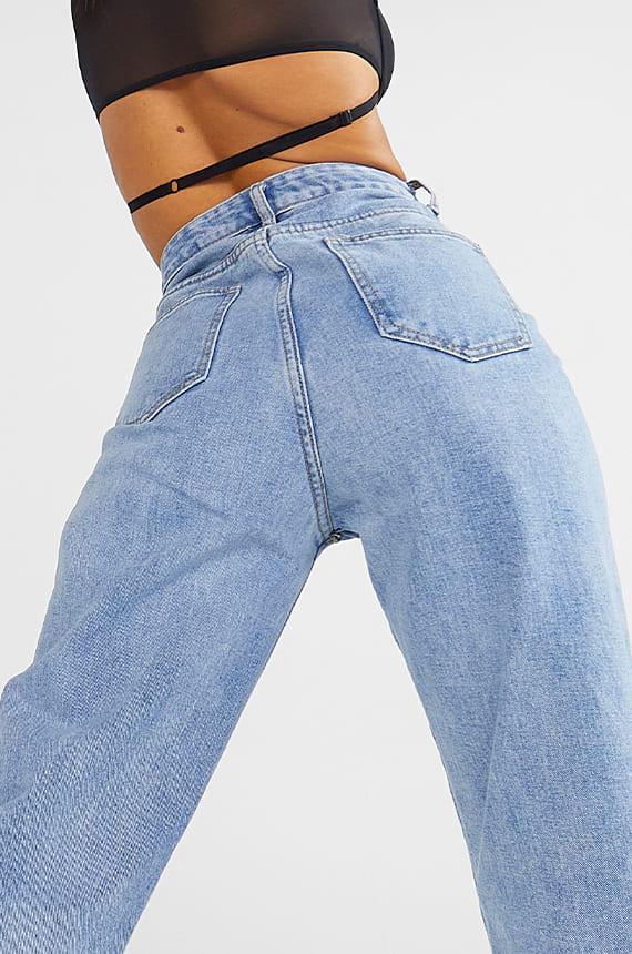 Denim Fit - Straight Jeans