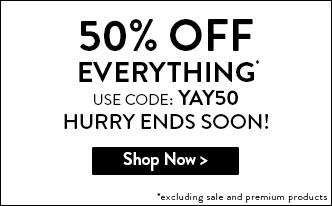 50%offeverything